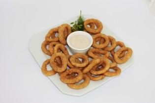 Anéis de Cebola Empanada – 450g
