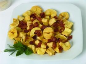 Mandioca Cubo Amarela – 500g/2.500g