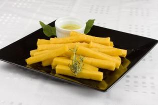 Polenta Amarela Tablete – 500g/2.500g