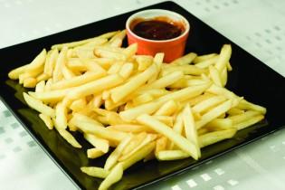 Batata Frita – 400g/2.500g